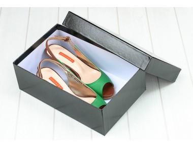 블랙펄285 신발&선물상자(싸바리)