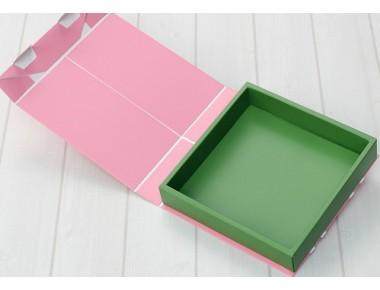 럭셔리멀티(핑크/그린)완조립박스
