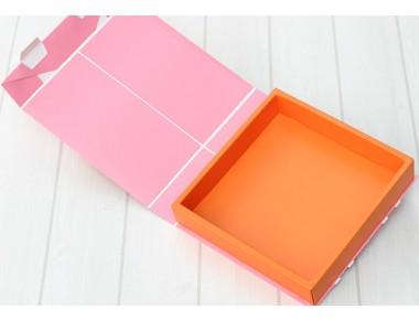 럭셔리멀티(핑크/오렌지)완조립박스